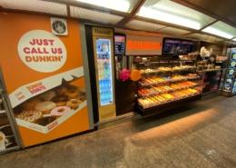 Dunkin' Donuts Mönckebergtunnel