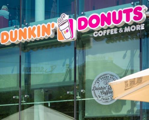 Dunkin' Donuts Hauptbahnhof