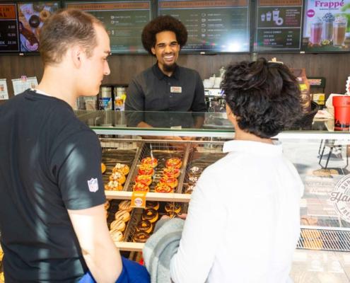 Dunkin' Donuts Niki