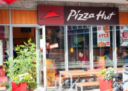 Pizza Hut Raschplatz