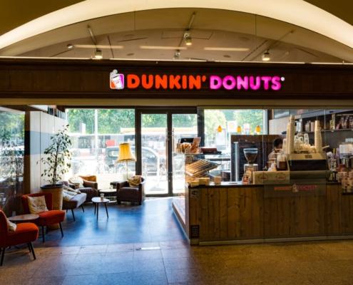 Dunkin Donuts Dammtor